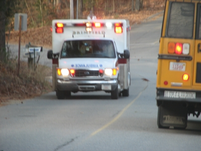Ambulance-at-intersection-Mashapaug-and-Sand-Hill-Road-at-14:44-hours