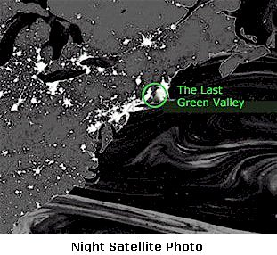 Night-Satellite-Photo